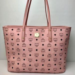 Authentic NWOT MCM Anya Tote
